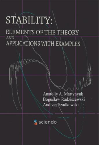 Stability: Elements of the Theory and Applications with Examples's Cover Image