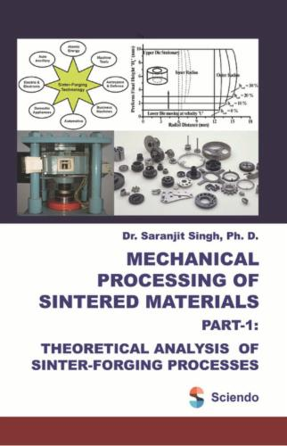Mechanical Processing of Sintered Materials's Cover Image