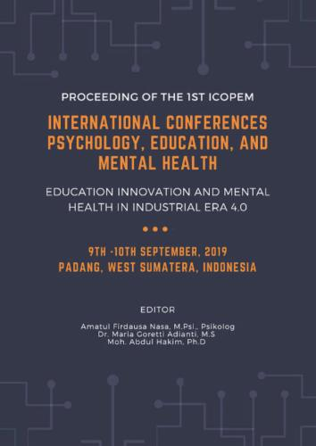 International Conference on Psychology, Education and Mental Health's Cover Image