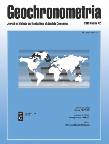 Influence of climate change on carbon and oxygen isotope ...