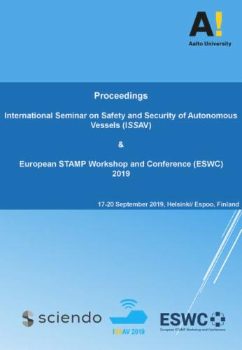 Proceedings of the International Seminar on Safety and Security of Autonomous Vessels (ISSAV) and European STAMP Workshop and Conference (ESWC) 2019's Cover Image