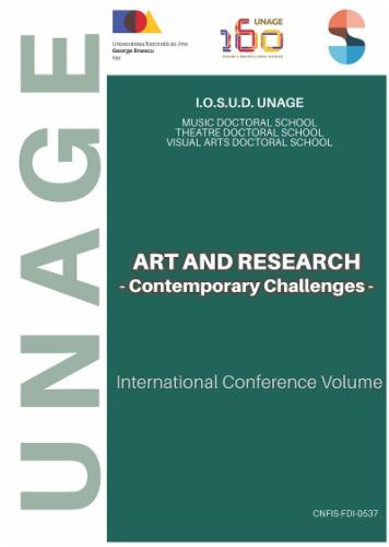 Art and Research – Contemporary Challenges's Cover Image
