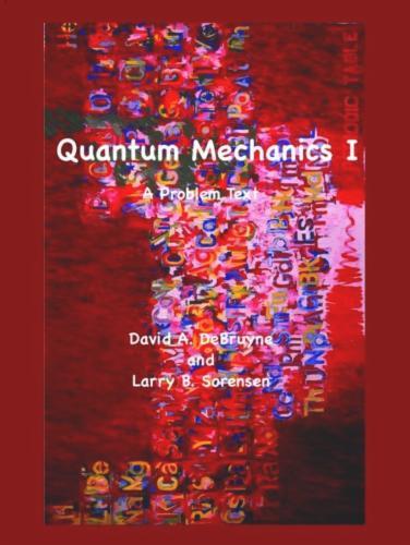 Quantum Mechanics I's Cover Image