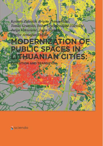 Modernization of Public Spaces in Lithuanian Cities's Cover Image
